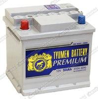Легковой аккумулятор Тюмень 6СТ-50.1L Premium