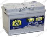 Легковой аккумулятор Тюмень 6СТ-77.1LA Premium