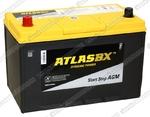 Легковой аккумулятор Atlas AX S115D31R AGM