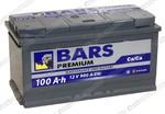 Легковой аккумулятор BARS 6СТ-100.0 VL Premium