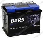 Легковой аккумулятор BARS 6СТ-60.0 VL