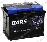 Легковой аккумулятор BARS 6СТ-62.1 VL