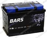 Легковой аккумулятор BARS 6СТ-77.0 VL