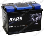 Легковой аккумулятор BARS 6СТ-77.1 VL