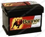 Легковой аккумулятор Banner Power Bull P60 09