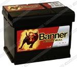 Легковой аккумулятор Banner Power Bull P62 19