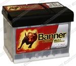 Легковой аккумулятор Banner Power Bull P63 40 PROfessional