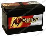 Легковой аккумулятор Banner Power Bull P74 12
