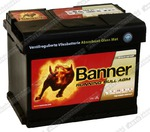 Легковой аккумулятор Banner Running Bull AGM 560 01