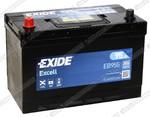 Легковой аккумулятор Exide Excel EB955 (D31FR)