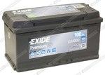 Легковой аккумулятор Exide Premium EA1000