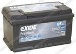 Легковой аккумулятор Exide Premium EA852 (низкий)