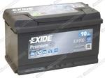 Легковой аккумулятор Exide Premium EA900