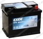 Легковой аккумулятор Exide Start-Stop EFB EL600