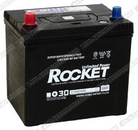 Легковой аккумулятор Rocket SMF 75D23R