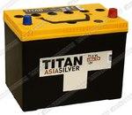 Легковой аккумулятор Titan Asia Silver 77 Ач 6СТ-77.0 VL (D26L)