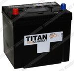 Легковой аккумулятор Titan Asia Standart 6СТ-62.1 VL (D23FR)