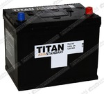 Легковой аккумулятор Titan Asia Standart 72 Ач 6СТ-72.0 VL (D26FL)