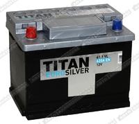 Легковой аккумулятор Titan Euro Silver 6СТ-61.1 VL