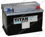 Легковой аккумулятор Titan Euro Silver 6СТ-76.0 VL