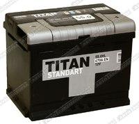 Легковой аккумулятор Titan Standart 55 Ач 6СТ-55.0 VL