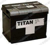 Легковой аккумулятор Titan Standart 60 Ач 6СТ-60.1 VL