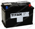 Легковой аккумулятор Titan Standart 70 Ач 6СТ-70.0 VL