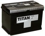Легковой аккумулятор Titan Standart 75 Ач 6СТ-75.0 VL