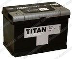 Легковой аккумулятор Titan Standart 75 Ач 6СТ-75.1 VL