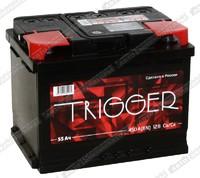 Легковой аккумулятор Trigger 6СТ-55.1 VL