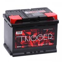 Легковой аккумулятор Trigger 6СТ-60.1 VL