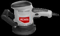Эксцентриковая шлифовальная машина Ресанта ЭШМ-125Э