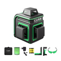 Нивелир лазерный CUBE 3-360 GREEN HOME EDITION ADA