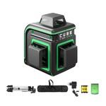 Нивелир лазерный CUBE 3-360 GREEN PROFESSIONAL EDITION ADA