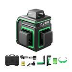 Нивелир лазерный CUBE 3-360 GREEN ULTIMATE EDITION ADA