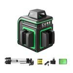 Нивелир лазерный CUBE 360 2V GREEN PROFESSIONAL EDITION ADA