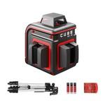Нивелир лазерный CUBE 360 2V PROFESSIONAL EDITION ADA