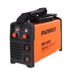 Сварочный аппарат PATRIOT WM 160 AT MMA