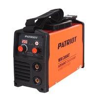 Сварочный аппарат PATRIOT WM 200 AT MMA