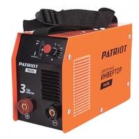 Сварочный аппарат PATRIOT 150 DC MMA