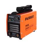 Сварочный аппарат PATRIOT 170 DC MMA