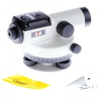 Нивелир оптический Basic в комплекте с рейкой и штативом ADA