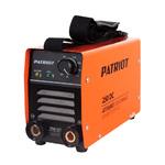 Сварочный аппарат PATRIOT 250 DC MMA