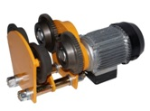 Тележка для мини тали с электроприводом типа TD