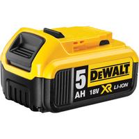 Аккумулятор DeWalt DCB184 XR 18В, 5.0Ач, Li-Ion
