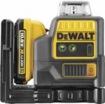 Самовыравнивающийся лазерный уровень DeWalt DCE0811D1G