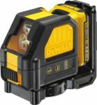 Самовыравнивающийся 2-х плоскостной лазерный уровень DeWalt DCE088D1R