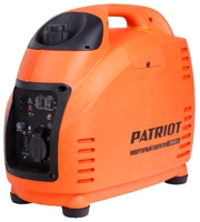 Инверторный бензогенератор PATRIOT GP 2000 I