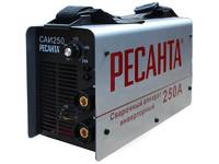 Сварочный аппарат РЕСАНТА САИ-250 + Маска МС-6