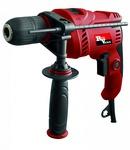 Дрель ударная RD-ID650S RedVerg~560Вт, 0-3000обмин, бзажим 1,5-13мм, макс.диаметр сверления в металле 13ммв кирпиче 16ммв дереве 25мм   RedVerg